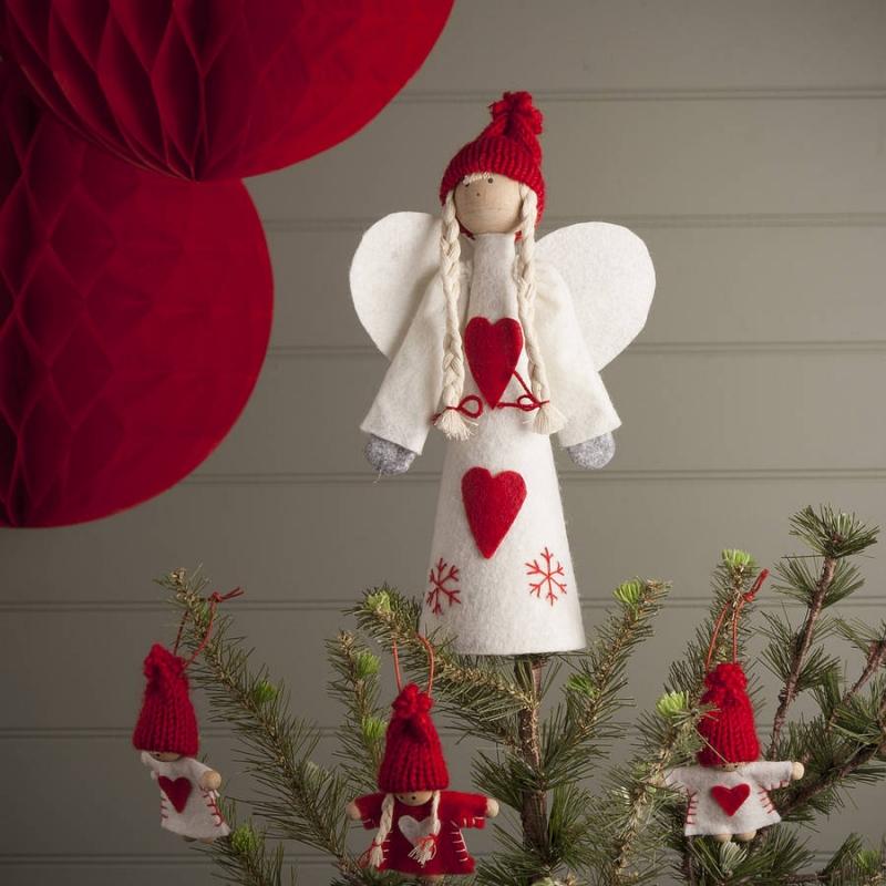 Bastel Dekorationstipps Weihnachtsbaum At