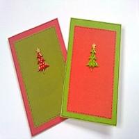 weihnachtsbaumkarten